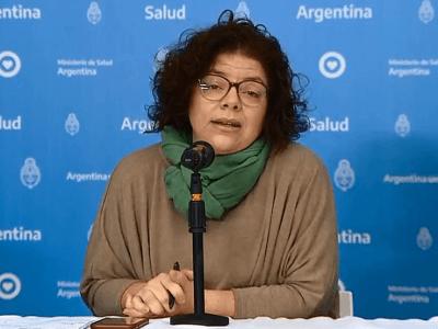Carla Vizzotti es la nueva ministra de Salud de la Nación 10