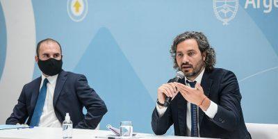 """Cafiero dijo en la reunión con empresarios: """"Si el esfuerzo se va por la canaleta de la inflación, no sirve"""" 9"""