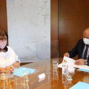 Firma de convenio entre TAI y la provincia de Buenos Aires para trabajar en el acceso a tierras para viviendas 1