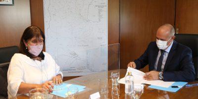 Firma de convenio entre TAI y la provincia de Buenos Aires para trabajar en el acceso a tierras para viviendas 9