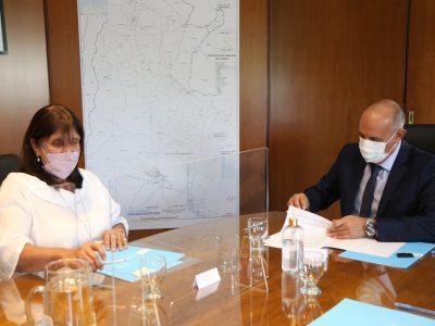 Firma de convenio entre TAI y la provincia de Buenos Aires para trabajar en el acceso a tierras para viviendas 6