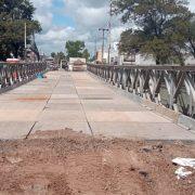 Puente Colón-Illia: José Salauati habló sobre los trabajos a realizarse y que pasará con el tránsito 2