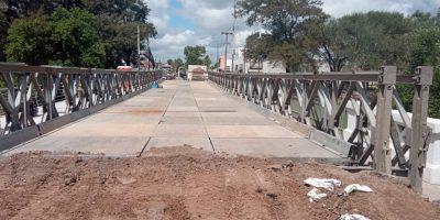 Mañana el puente de Bv. Colón estará cortado al tránsito durante tres horas 13