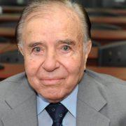 Murió el expresidente Carlos Saúl Menem 2