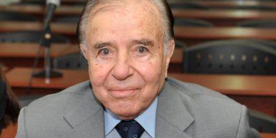 Murió el expresidente Carlos Saúl Menem 10