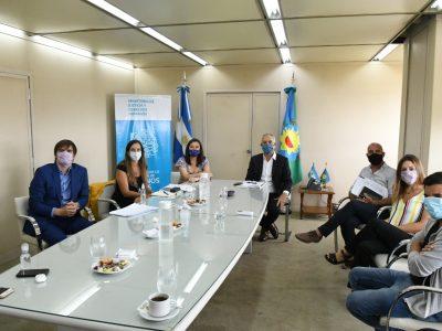 Reunión interministerial provincial contra la violencia de género 8