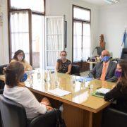 Gómez Alcorta se reunió con la embajadora de la Unión Europea y el coordinador residente de la ONU en Argentina 19