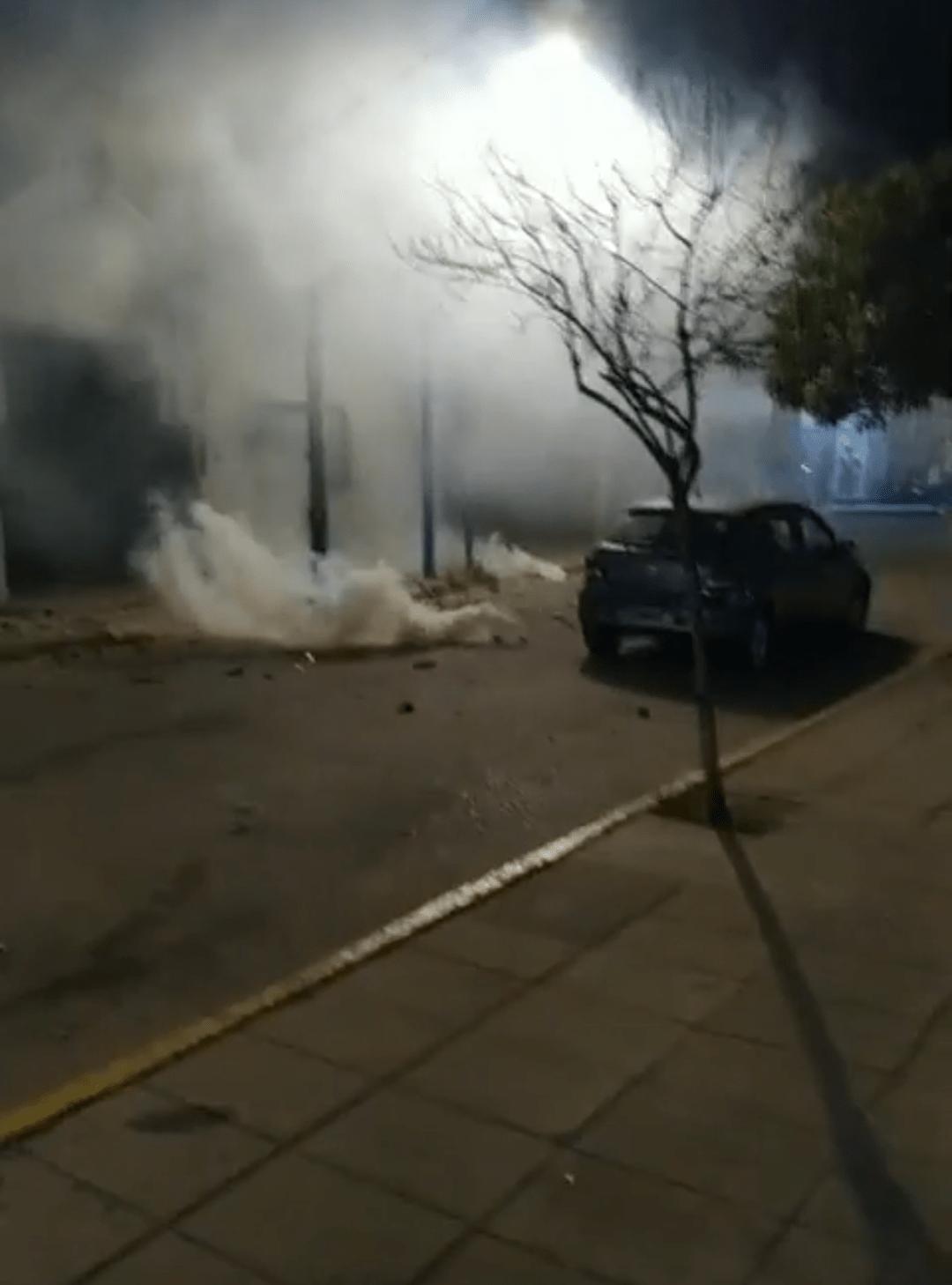 Rojas: Un efectivo policial aprehendido por el crimen de su expareja de 18 años 2