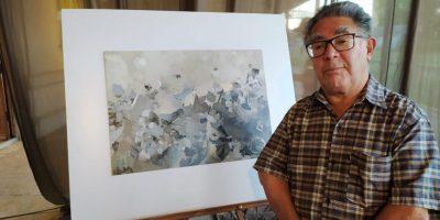 Rubén Albarracín: emotivo homenaje a sus 75 años de trayectoria 10