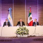 El Presidente se reunió con empresarios mexicanos que tienen inversiones en la Argentina 2