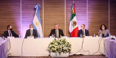 El Presidente se reunió con empresarios mexicanos que tienen inversiones en la Argentina 8