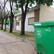 Se terminó con la etapa de contenerización de Barrio Acevedo 20