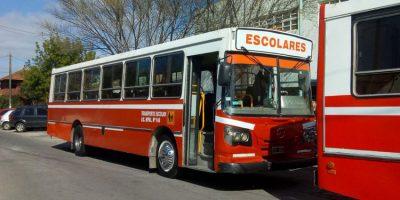 Incertidumbre en el transporte escolar pese a los anuncios de la vuelta a clases 8
