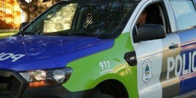 Balearon a un niño durante a asalto a un supermercado de General Rodríguez 9