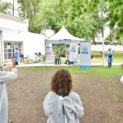 PAMI continuó la campaña de vacunación en residencias de Mar del Plata, Quilmes, Berazategui y Hurlingham 14