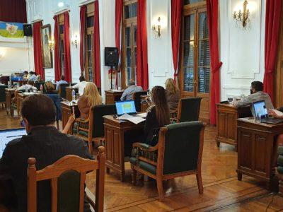 Se llevó a cabo la primera Sesión Ordinaria del HCD del 2021 2