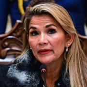 Ordenaron la detención de la expresidenta de Bolivia Jeanine Áñez 4