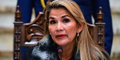 Ordenaron la detención de la expresidenta de Bolivia Jeanine Áñez 8