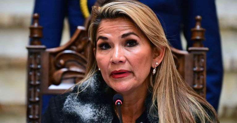 Ordenaron la detención de la expresidenta de Bolivia Jeanine Áñez 6