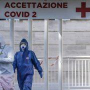 La mitad de Italia volvió a cuarentena estricta y en Alemania personal de salud pide medidas para contener al COVID-19 3