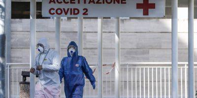 La mitad de Italia volvió a cuarentena estricta y en Alemania personal de salud pide medidas para contener al COVID-19 7