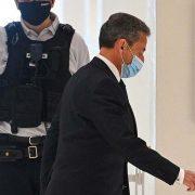 El expresidente francés Nicolas Sarkozy fue condenado a prisión por corrupción 2
