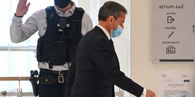 El expresidente francés Nicolas Sarkozy fue condenado a prisión por corrupción 8