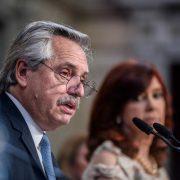 Alberto Fernández realizó la apertura del Período Legislativo Nacional 1