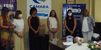 Rosana Nardi representará a la provincia de Buenos Aires en el premio mujer emprendedora a nivel Nacional 7