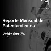 MOTOS: se patentaron en febrero 24.645 motovehículos según ACARA 3