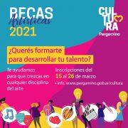 Convocatoria para Becas Artísticas 2021 37