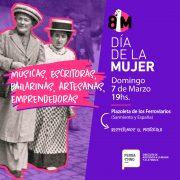 Actividades por el 8 de Marzo organizadas por la Dirección de la Mujer 17