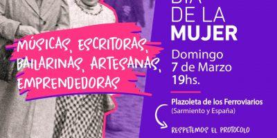 Actividades por el 8 de Marzo organizadas por la Dirección de la Mujer 9