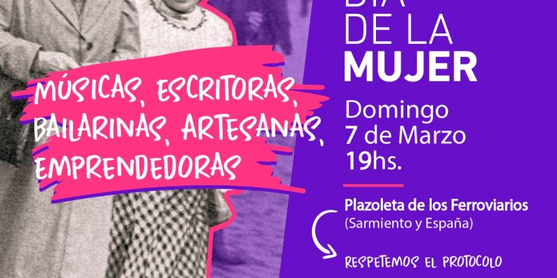 Actividades por el 8 de Marzo organizadas por la Dirección de la Mujer 8