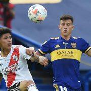 Boca y River empataron en otro Superclásico sin dueño 15