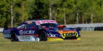 TC Mouras: Domenech clasificó 18° en La Plata 5
