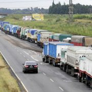 Transportar carga fue un 15% más caro en el primer trimestre del año 18