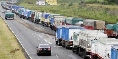 Transportar carga fue un 15% más caro en el primer trimestre del año 5