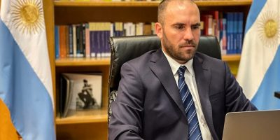 El Ministro Guzmán mantendrá reuniones en Madrid y Paris por la deuda con el Club de Paris y el FMI 6