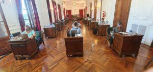 Dialogamos con la presidenta del HCD Gabriela Taruselli quien dio detalles sobre lo tratado en la última sesión 1