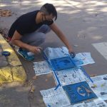 CHACABUCO: Sendas peatonales con pictogramas para personas con autismo 2