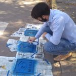 CHACABUCO: Sendas peatonales con pictogramas para personas con autismo 1