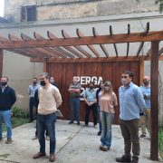 El Director de Hidráulica de la Provincia de Buenos Aires estuvo en Pergamino 14