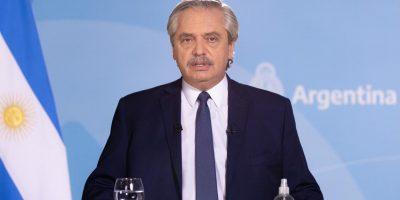 Alberto Fernández llamó a la unión entre gremios y empresario y pidió que no suban los precios 7