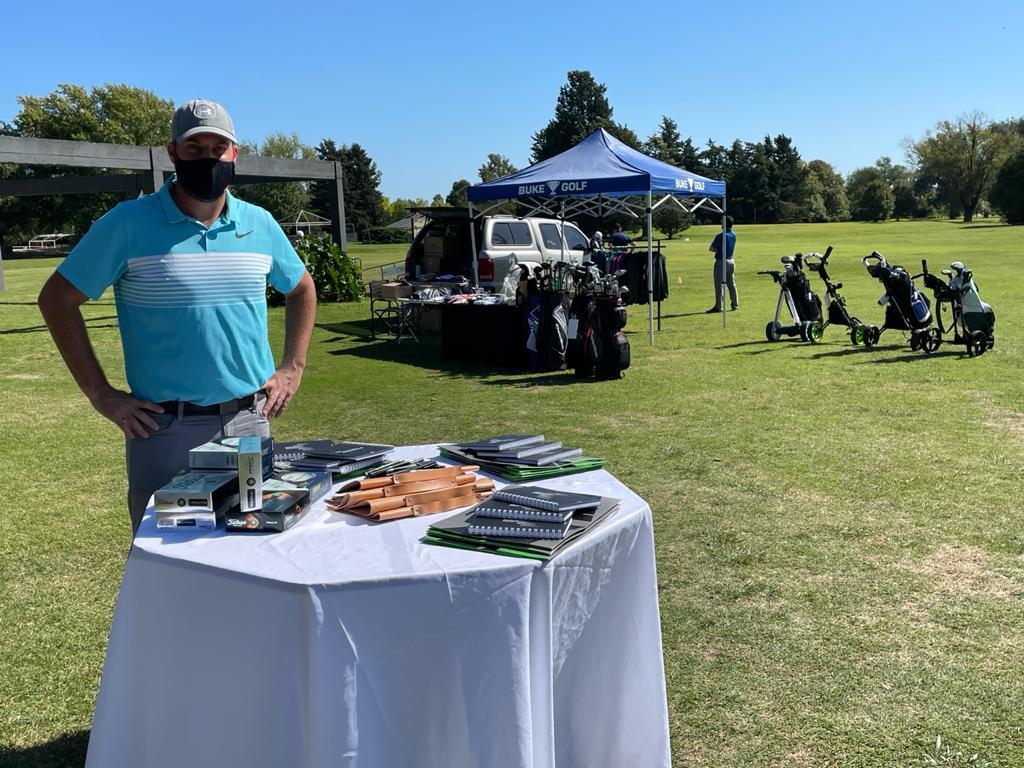 El Golf del Club Sirio realizó el Torneo Abierto Apertura 2021 9