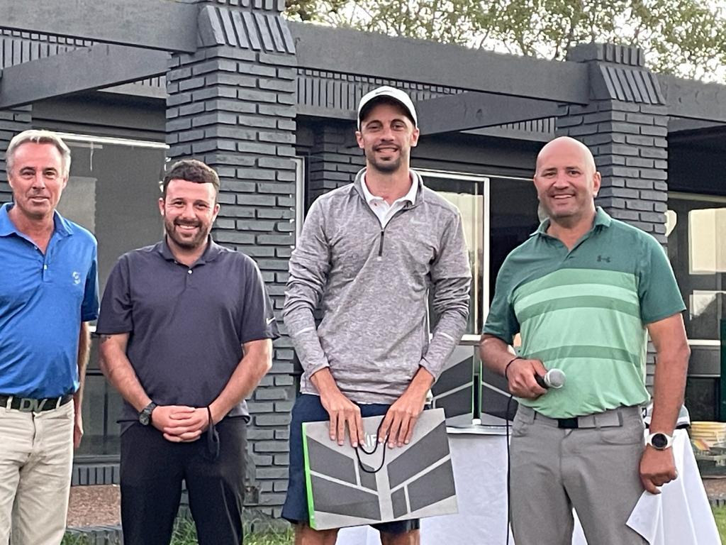 El Golf del Club Sirio realizó el Torneo Abierto Apertura 2021 11