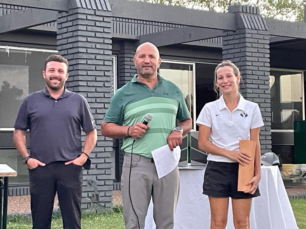 El Golf del Club Sirio realizó el Torneo Abierto Apertura 2021 5