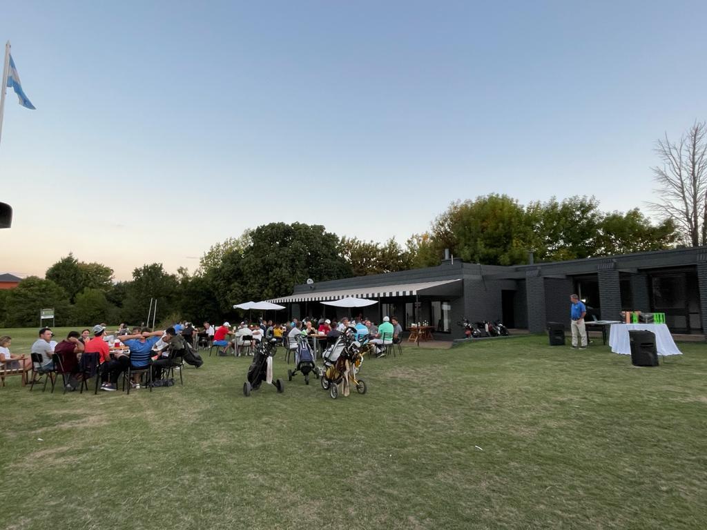 El Golf del Club Sirio realizó el Torneo Abierto Apertura 2021 10
