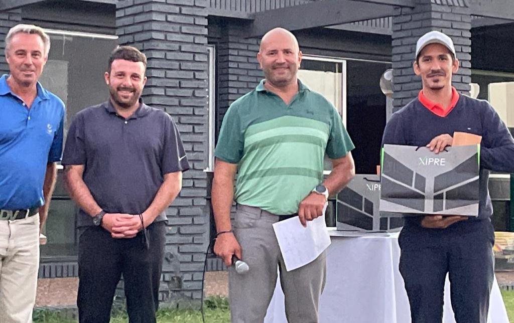 El Golf del Club Sirio realizó el Torneo Abierto Apertura 2021 7