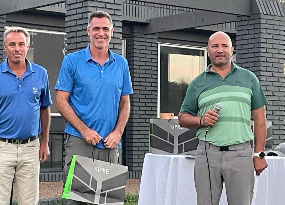 El Golf del Club Sirio realizó el Torneo Abierto Apertura 2021 6
